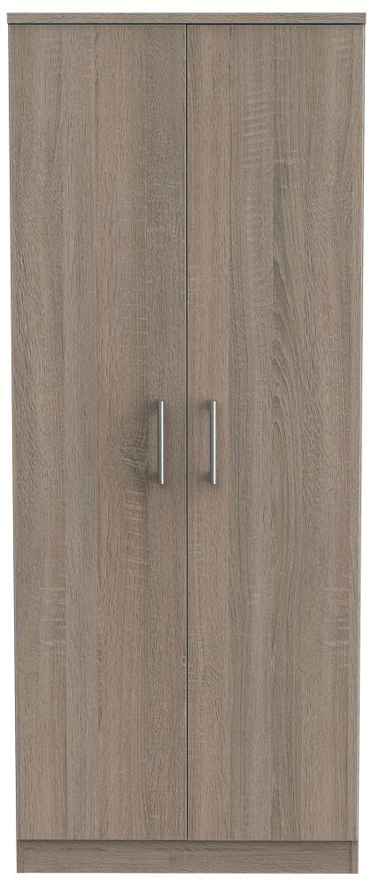 Devon Darkolino 2 Door Wardrobe