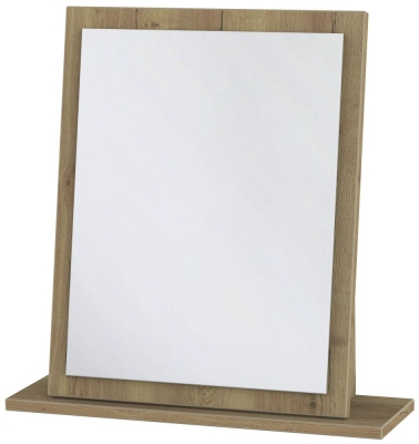 Devon Stirling Oak Small Mirror