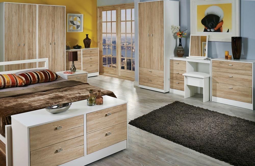 Dubai Natural Bedroom Furniture