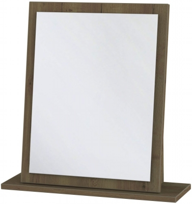Kent Oak Small Mirror