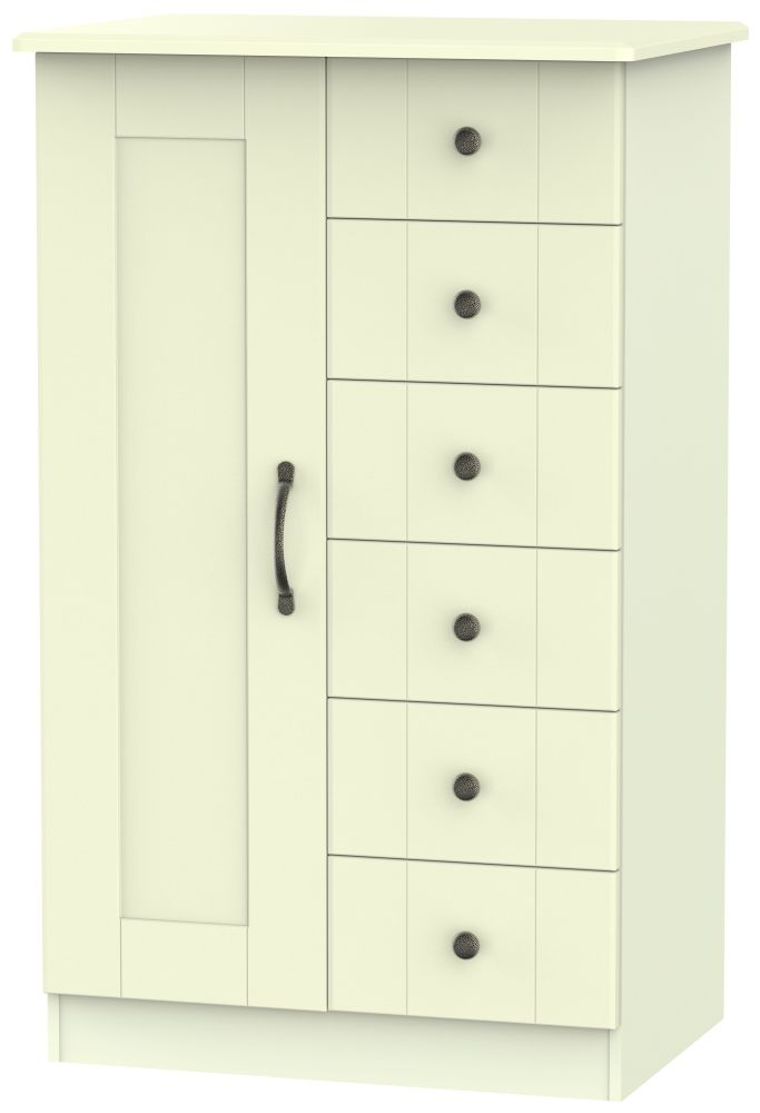 Kingston Cream Children Wardrobe