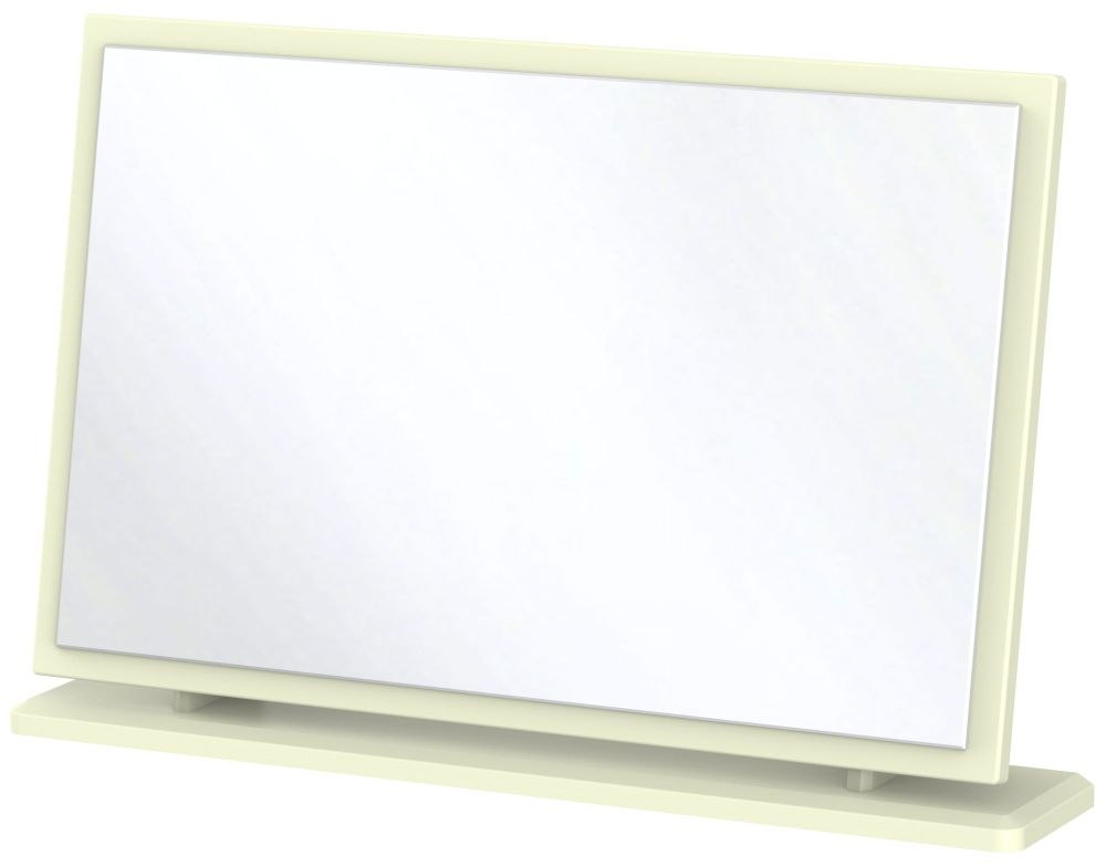 Kingston Cream Mirror - Large
