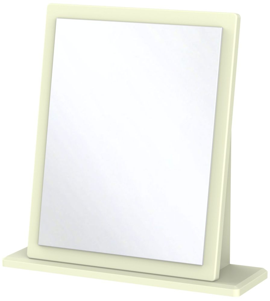 Kingston Cream Mirror - Small