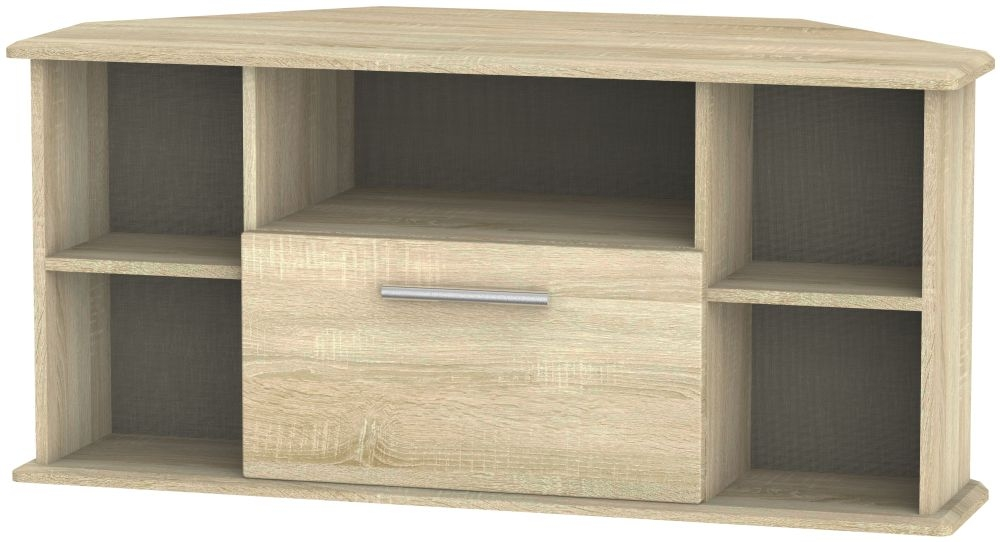 Knightsbridge Bardolino Corner TV Unit