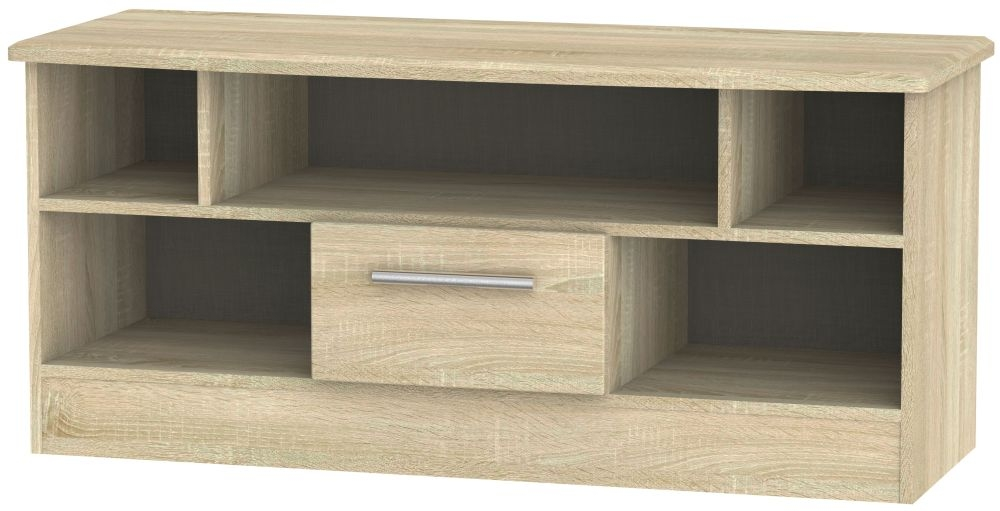 Knightsbridge Bardolino Open TV Unit