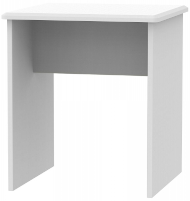 Knightsbridge Grey Matt Lamp Table