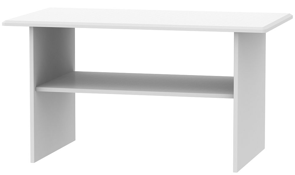 Knightsbridge Grey Matt Coffee Table