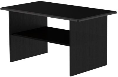 Knightsbridge Black Coffee Table