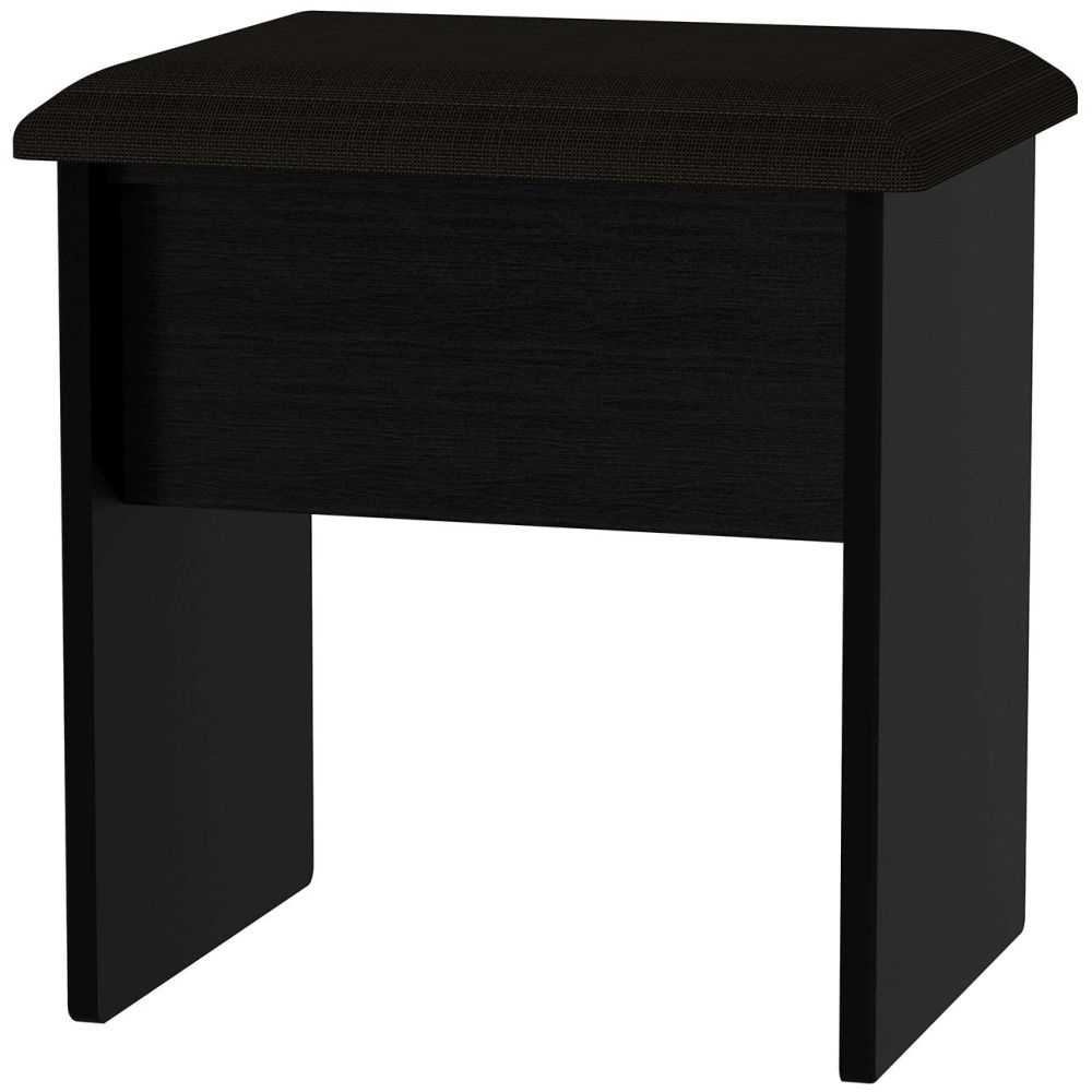 Knightsbridge Black Stool