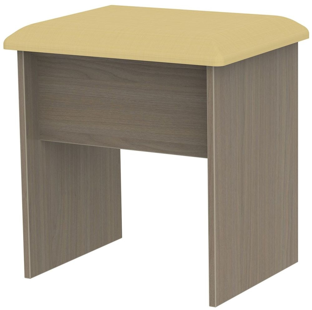 Knightsbridge Toronto Walnut Stool