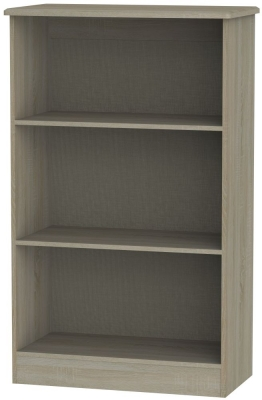 Knightsbridge Darkolino Bookcase