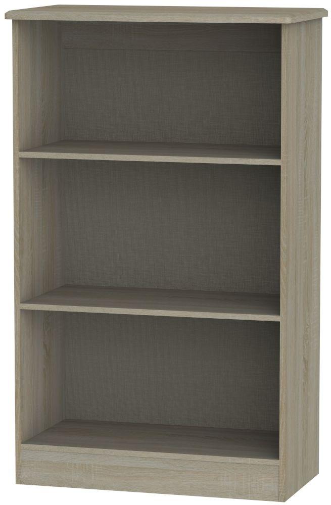 Knightsbridge Darkolino Bookcase