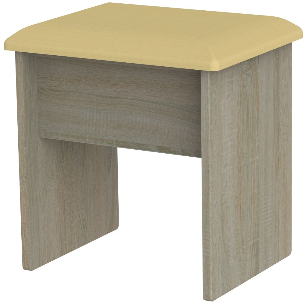 Knightsbridge Darkolino Stool