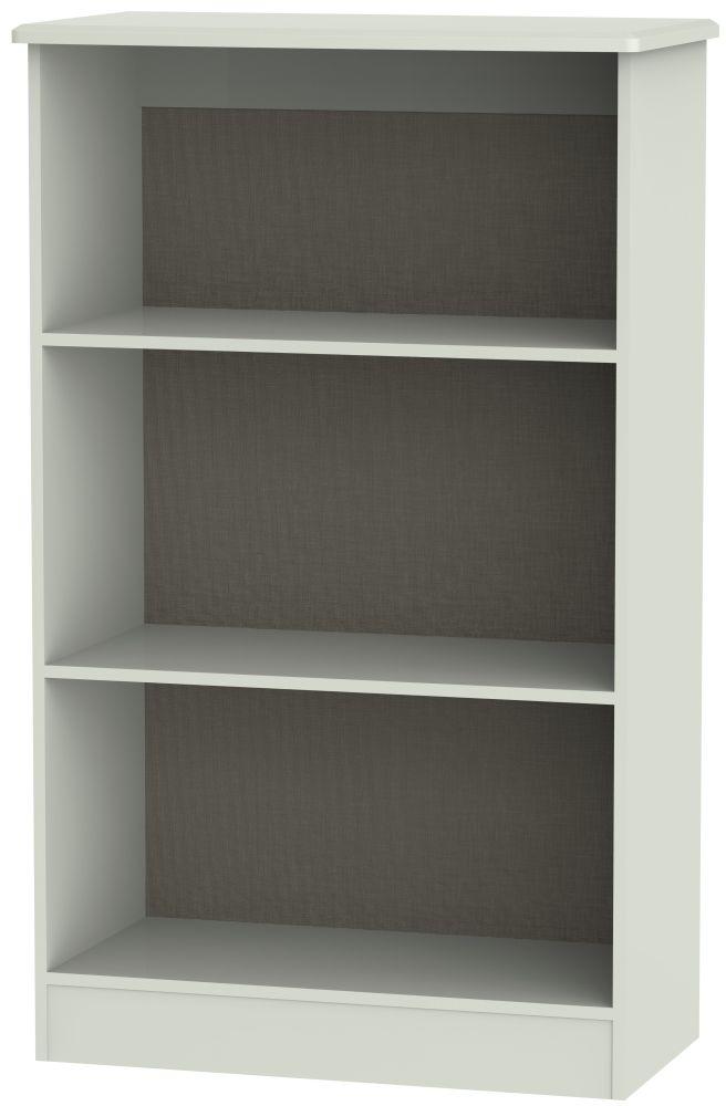 Knightsbridge Kaschmir Matt Bookcase