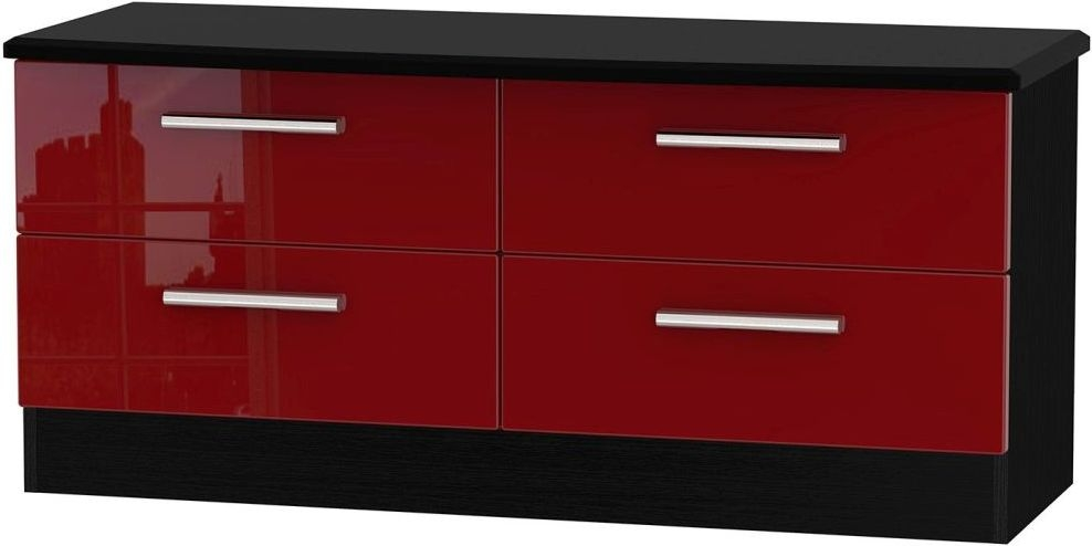 Knightsbridge Ruby Bed Box - 4 Drawer