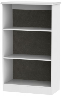 Knightsbridge White Bookcase