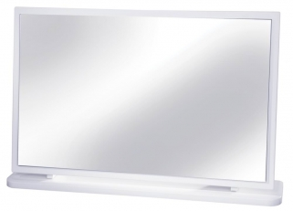 Knightsbridge White Mirror - Large