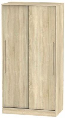 Monaco Bardolino 2 Door Sliding Wardrobe