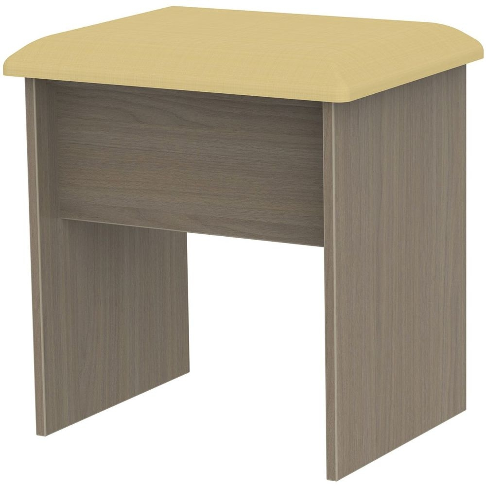 Monaco Toronto Walnut Stool