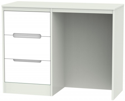 Monaco White Matt and Kaschmir Vanity Dressing Table