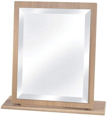 Oyster Bay Nash Oak Mirror - Small