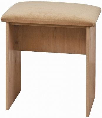 Oyster Bay Nash Oak Stool
