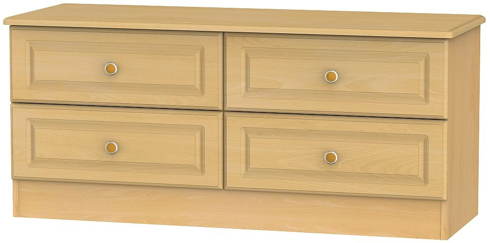 Pembroke Beech Bed Box