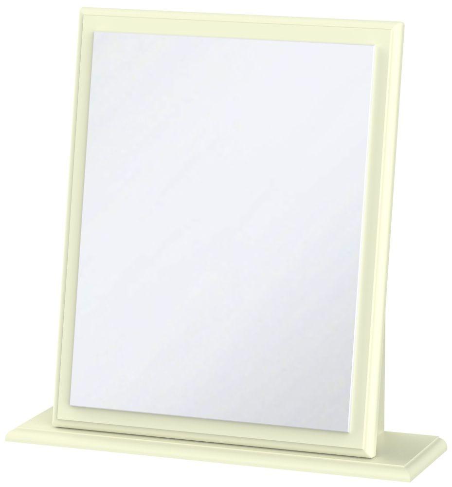 Pembroke Cream Mirror - Small