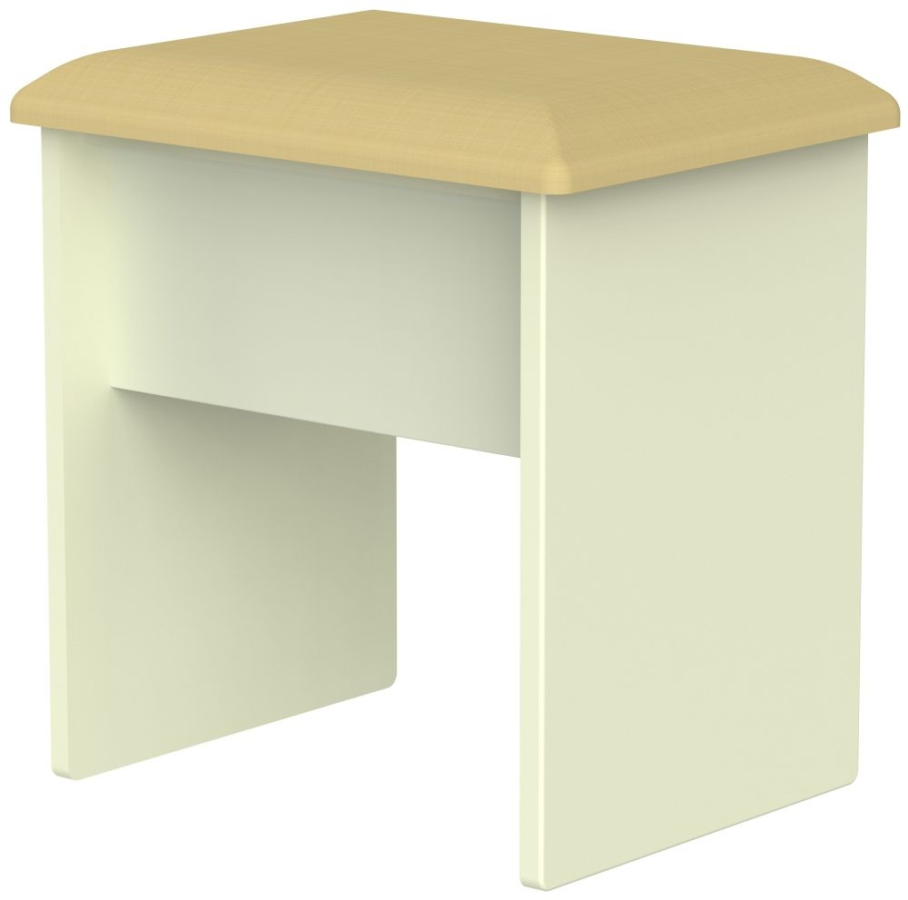 Pembroke Cream Stool