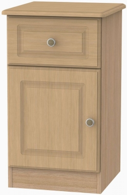 Pembroke Light Oak Door Locker - Left Hand Side