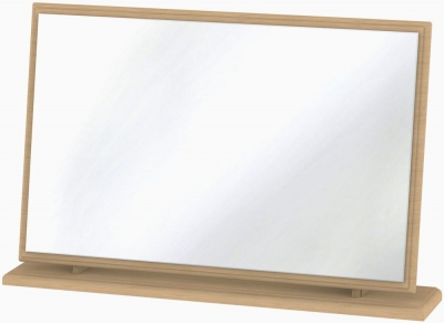 Pembroke Light Oak Mirror - Large