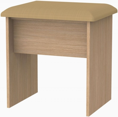 Pembroke Light Oak Stool