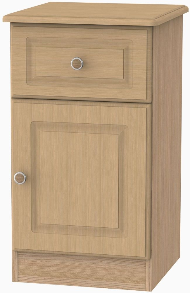 Pembroke Light Oak Door Locker - Right Hand Side