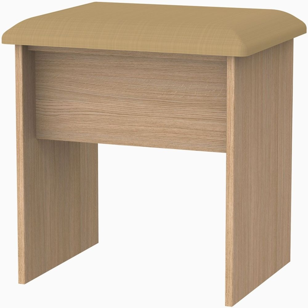 Pembroke Oak Stool