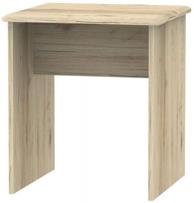Sherwood Bordeaux Oak Lamp Table