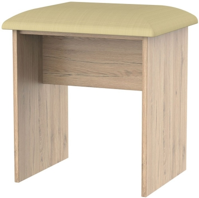 Sherwood Bordeaux Oak Stool