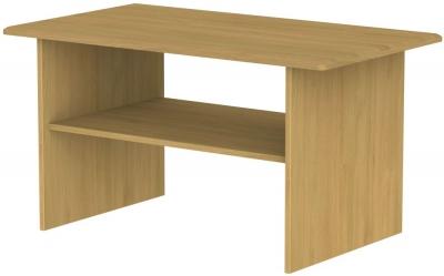 Sherwood Modern Oak Coffee Table