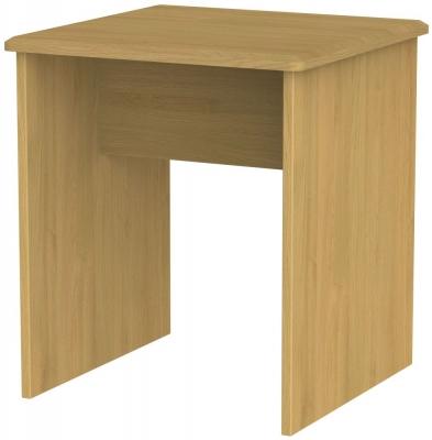 Sherwood Modern Oak Lamp Table