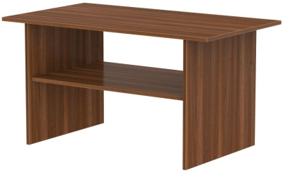 Sherwood Noche Walnut Coffee Table