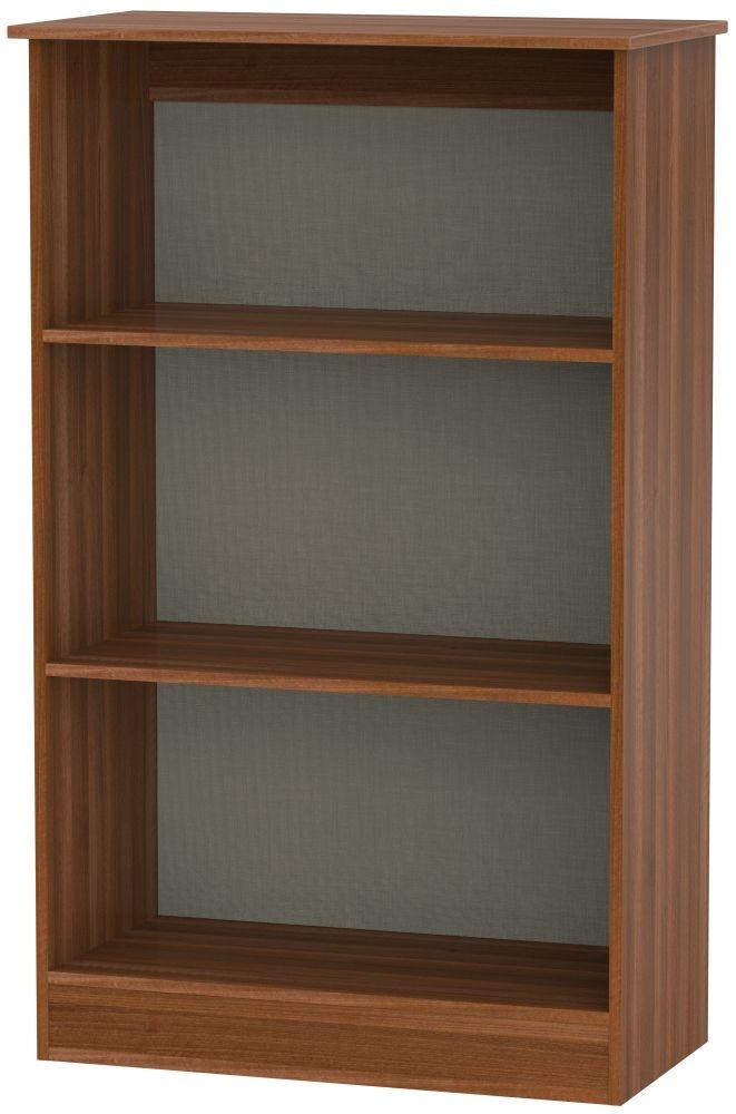 Sherwood Noche Walnut Bookcase