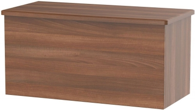 Sherwood Noche Walnut Blanket Box