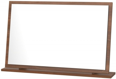 Sherwood Noche Walnut Large Mirror