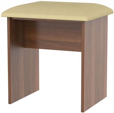 Sherwood Noche Walnut Stool