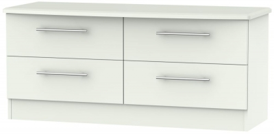 Sherwood Porcelain Matt 4 Drawer Bed Box