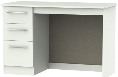 Sherwood Porcelain Matt 3 Drawer Desk