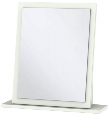 Sherwood Porcelain Matt Small Mirror