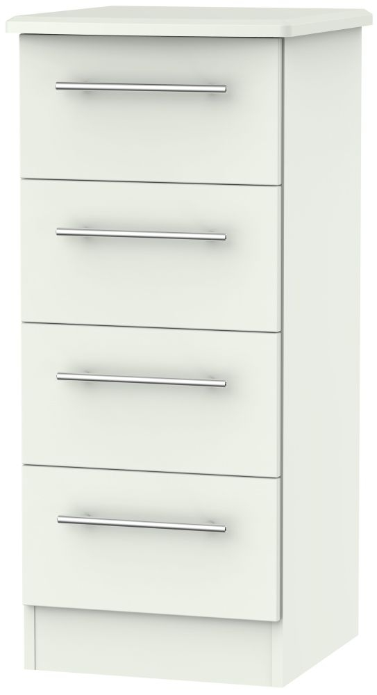Sherwood Porcelain Matt 4 Drawer Locker Chest