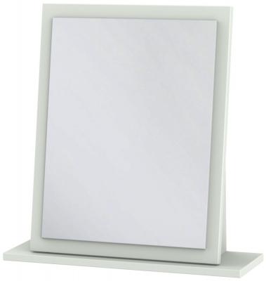 Somerset Graphite Klein Small Mirror