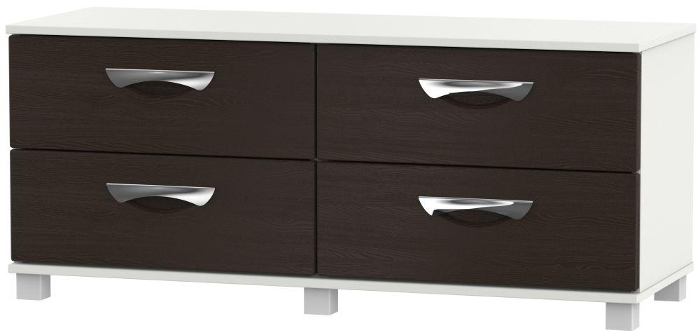 Somerset Graphite Klein Bed Box