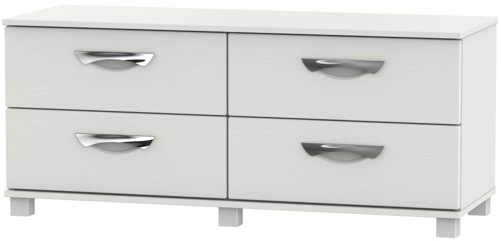 Somerset Light Grey Klein Bed Box